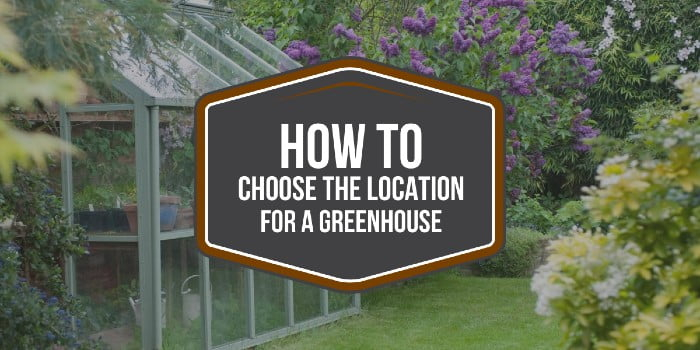 How To Choose The Right Location For A Greenhouse