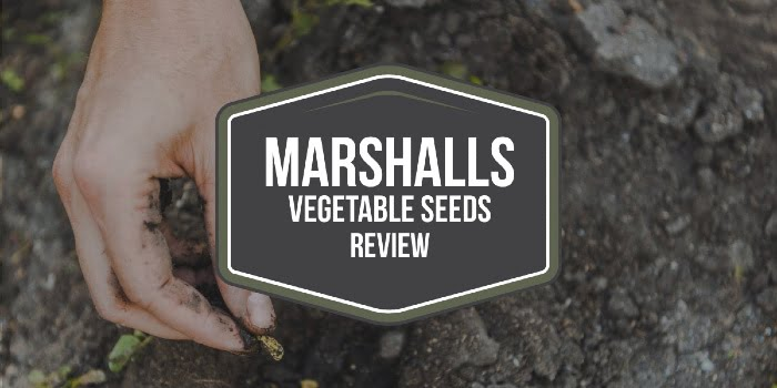 Marshalls Vegetable Seeds Review